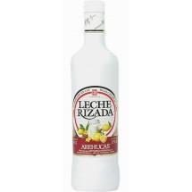 Arehucas | Licor Leche Rizada Cremelikör Zitrone-Zimt 17% Vol. 700ml (Gran Canaria)