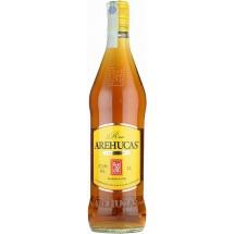 Arehucas | Ron Carta Oro brauner Rum 1l 37,5% Vol. (Gran Canaria)