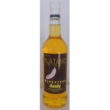 Artemi   Dundy Licor de Platano Bananenlikör 1l 17% Vol. (Gran Canaria)