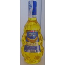 Artemi   Licor de Banana Juanita Bananenlikör 20% Vol. 700ml (Gran Canaria)