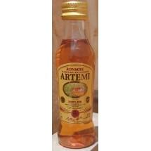 Artemi   Ronmiel Canario Ron Miel Honigrum 20% Vol. 40ml PET-Miniaturflasche (Gran Canaria)