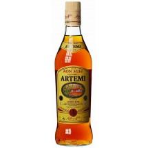 Artemi | Ronmiel Canario Ron Miel Honigrum 700ml 20% Vol. runde Glasflasche (Gran Canaria)