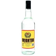 Brighton | Gin Bebida Espirituosa 30% Vol. 1l Glasflasche produziert auf Gran Canaria (Gran Canaria)