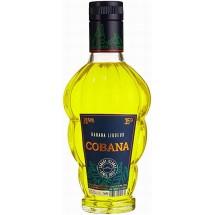 Cobana   Licor de Plátano Bananenlikör 30% Vol. 350ml Konturflasche (Teneriffa)