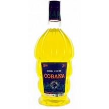 Cobana   Liqueur Banana Licor de Platano Bananenlikör 30% 700ml (Teneriffa)