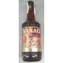 Cocal   Sarao Crema Super Fina Whiskey Cream Licor Creme-Likör 24% Vol. 700ml Glasflasche (Gran Canaria)