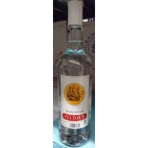 Fulton's | Ron Blanco weißer Rum 30% Vol. 1l Glasflasche (Gran Canaria)