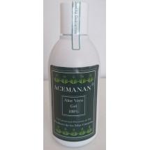 Acemanan | Aloe Vera Gel 100% 250ml (Gran Canaria)