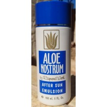 Aloe Nostrum by Raymond Werth | After Sun Emulsion Aloe Vera 150ml produziert auf Gran Canaria (Gran Canaria)