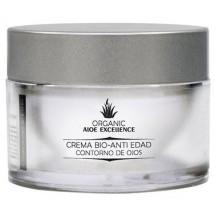 Aloe Excellence | Aloe Vera Crema Bio-Anti Edad Contorno de Ojos 100% Ecologico 30ml Dose (Gran Canaria)