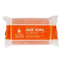 Aloe Excellence | Aloe Vera Glycerine Soap with Karite Butter Seife 100g (Gran Canaria)