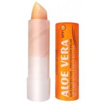 Aloe Excellence | Aloe Vera Lip Care with Karite Butter SPF 10 Lippenpflegestift Lichtschutzfaktor 10 4g (Gran Canaria)