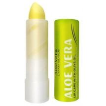 Aloe Excellence | Aloe Vera Lip Care Olive Oil Lippenpflegestift Olivenöl 4g (Gran Canaria)