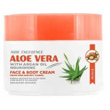 Aloe Excellence | Aloe Vera with Argan Oil Nourishing 300ml Dose (Gran Canaria)