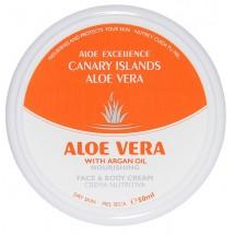 Aloe Excellence | Aloe Vera with Argan Oil Nourishing 50ml Dose (Gran Canaria)