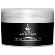 Aloe Excellence | Aloe Vera Crema Bio-Hidratante 100% Ecologico Bio 200ml Dose (Gran Canaria)