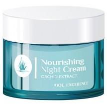 Aloe Excellence | Moisturising Night Cream Aqua Thermal Nacht-Gesichtscreme 50ml Dose (Gran Canaria)