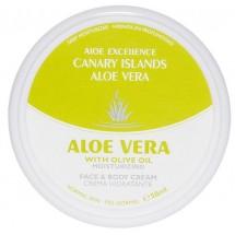 Aloe Excellence | Aloe Vera With Olive Oil Moisturing Creme 50ml Dose (Gran Canaria)
