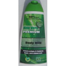 Aloe Vera Premium | Body Milk Eco Bio 400ml (Gran Canaria)