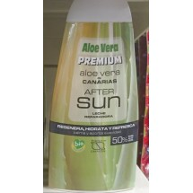 Aloe Vera Premium | After Sun Gel Eco Bio 400ml (Gran Canaria)
