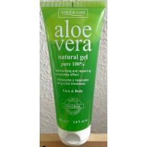 Cactus Care | Aloe Vera Natural Gel pure 100% 200ml Standtube (Gran Canaria)