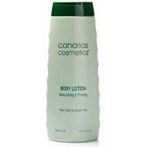 Canarias Cosmetics | Dermo Aloe Body Lotion Aloe Vera Körpercreme 500ml (Lanzarote)