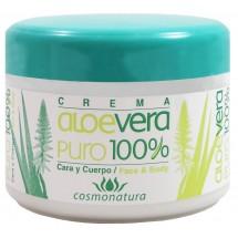 Cosmonatura | Crema Facial Corporal y Manos con Aloe Vera 250ml Dose (Teneriffa)