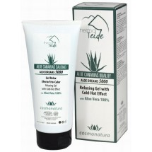 Thermal Teide | Gel Relax Efecto Frio Calor Aloe Vera Relax-Kühlgel 200ml Tube (Teneriffa)