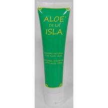 Aloe De La Isla | Champu Natural Aloe Vera Shampoo 100ml Tube (Teneriffa)