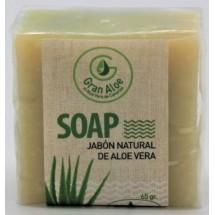Gran Aloe | Soap Jabon Natural de Aloe Vera Eco Bio-Seife 65g (Gran Canaria)