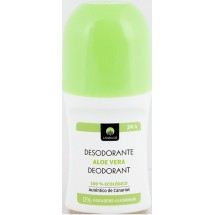 Lanzaloe | Deodorant Roll-On ecologico 24h Bio aluminiumfrei 75ml (Lanzarote)