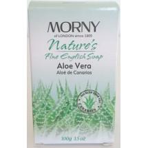 Morny Nature's | Aloe Vera de Canarias Jabon Soap Seife Stück 100g