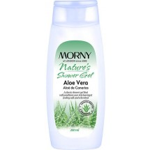 Morny Nature's | Aloe Vera de Canarias Shower Gel Duschbad 200ml