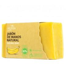 Mussa Canaria | Jabon De Manos Natural Platano Artesano Handseife Banane 100g (Teneriffa)