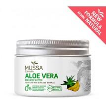 Mussa Canaria | Manteca Crema Mini Body Butter Aloe Vera Platano Ecologico Bio Creme 70ml Dose (Teneriffa)