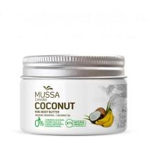 Mussa Canaria | Manteca Crema Mini Body Butter Coconut Ecologico Bio Creme Kokosnuss 70ml Dose (Teneriffa)