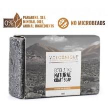 Mussa Canaria | Volcanique Jabon Exfoliating Natural Craft Soap Seife 100g (Teneriffa)