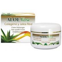 Riu Aloe Vera | Aloe Vera Collagen & Royal Jelly Antifaltencreme 200ml Dose (Gran Canaria)
