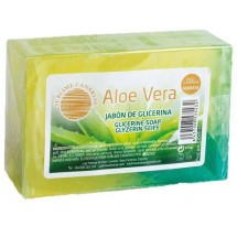 Sublime Canarias | Aloe Vera Jabon Seife 100g produziert auf Gran Canaria (Gran Canaria)