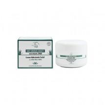 Thermal Teide | Crema Facial Hidratante Aloe Vera 100% Aloe Dreams Gesichtscreme 100ml Dose produziert auf Teneriffa (Teneriffa)