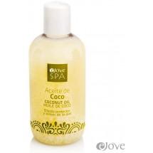 eJove SPA | Aceite de Coco Kokosnuss-Öl 250ml Flasche (Gran Canaria)