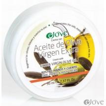 eJove | Aceite de Oliva Virgen Extra Körpercreme mit Olivenöl 50ml (Gran Canaria)