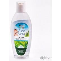 eJove | Aloe Vera Aceite Bebe Babyöl 200ml (Gran Canaria)