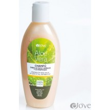 eJove | Champú Cabello Seco Dañado y Estropeado Shampoo 200ml (Gran Canaria)