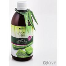 eJove | Zumo Bebible Aloe Vera Puro Saft 500ml Flasche (Gran Canaria)