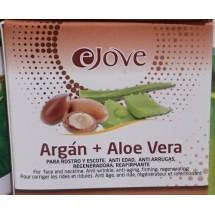 eJove | Argan + Aloe Vera Crema Rostro y Escote 100ml (Gran Canaria)