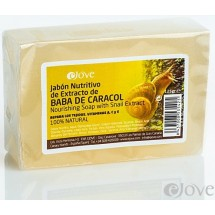 eJove | Jabon Nutritivo Baba de Caracol Schneckenschleim-Seife 125g Stück (Gran Canaria)
