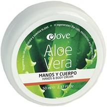 eJove | Aloe Vera Manos Y Cuerpo Hand- und Körpercreme 200ml (Gran Canaria)