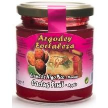 Argodey Fortaleza | Mermelada de Higo Pico-Manzana Kaktus-Apfel 240g (Teneriffa)