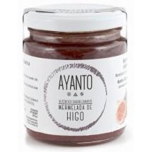 Ayanto | Mermelada de Higo Marmelade aus reifen Feigen mit Zimt 250g Glas (La Palma)
